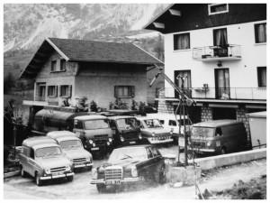Véhicules Richiero en 1968